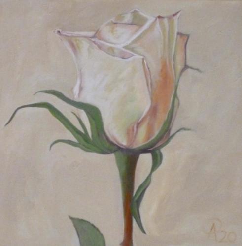 Rose am Stiel 02